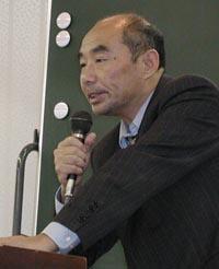 五十嵐敬喜 広域水道を考える。